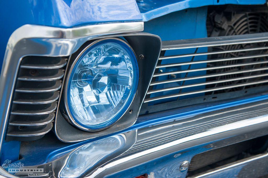 Blue flame '68 Nova SS 5