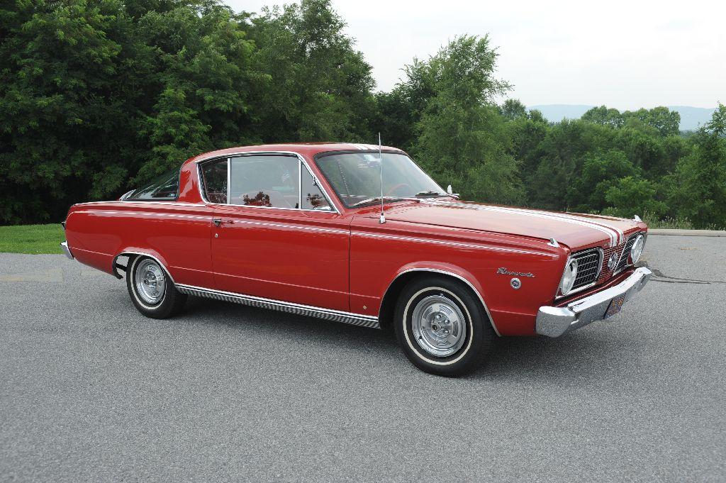 1966 Mopar A-Body