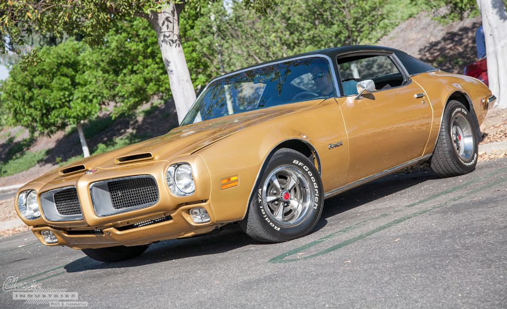 David Mayans 1970 Firebird