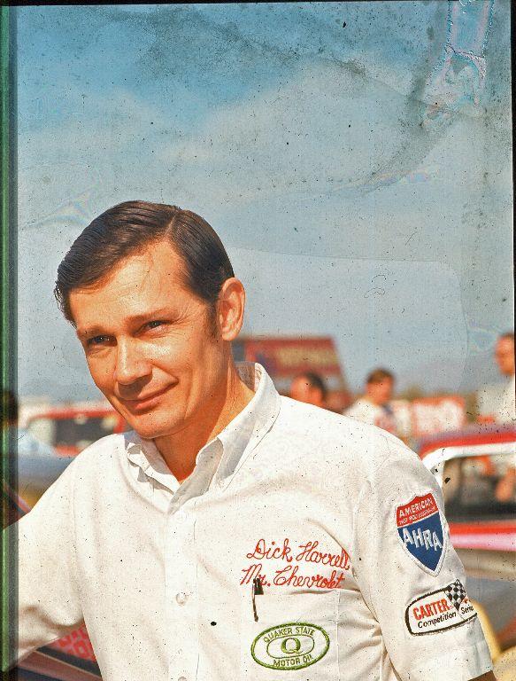 Dick Harrell 1932-1971