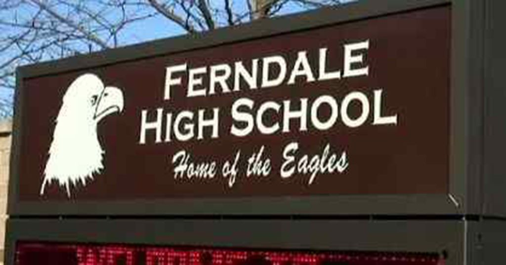 Ferndale High Sign
