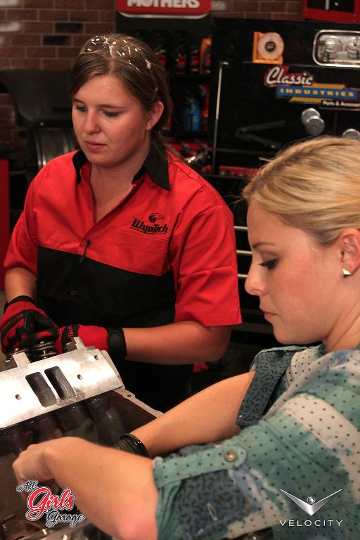 A brand-new Hemi motor will be fitted with a new  transmission, exhaust, and other upgrades before  being lowered into the car.
