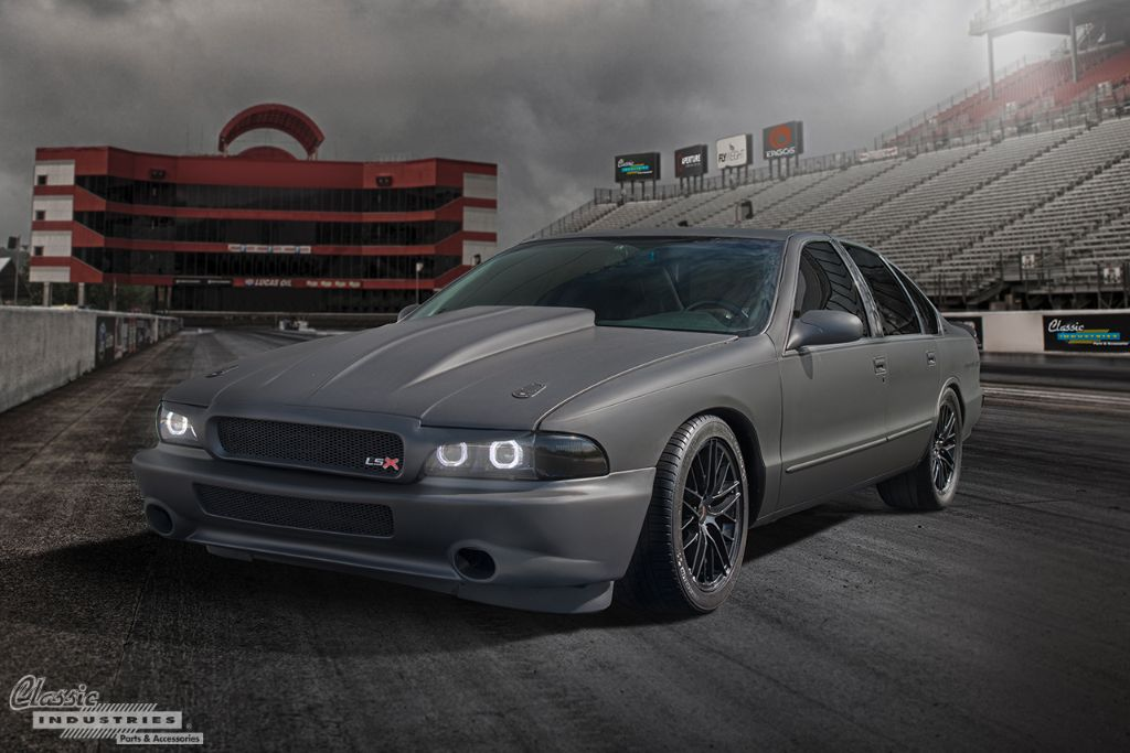 impala ss a 700hp monster