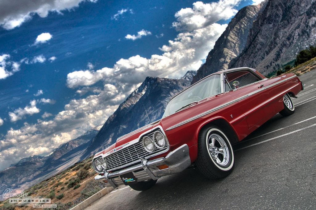 chevrolet has produced some extremely iconic cars over the years including the u002757 bel air and the u002769 camaro but few models are more revered than the u002764