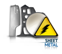 Sheet Metal Icon