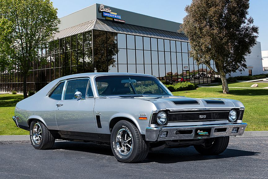 1970 Chevy Nova SS 502 big block