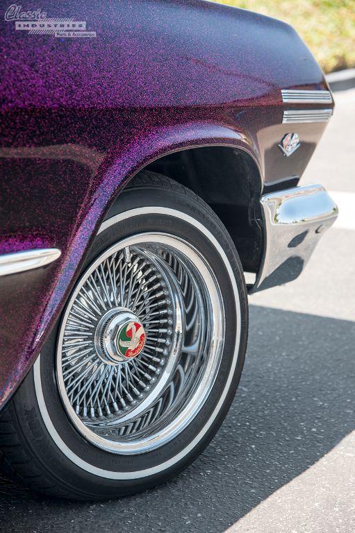 Rainbow flake 63 Impala 03