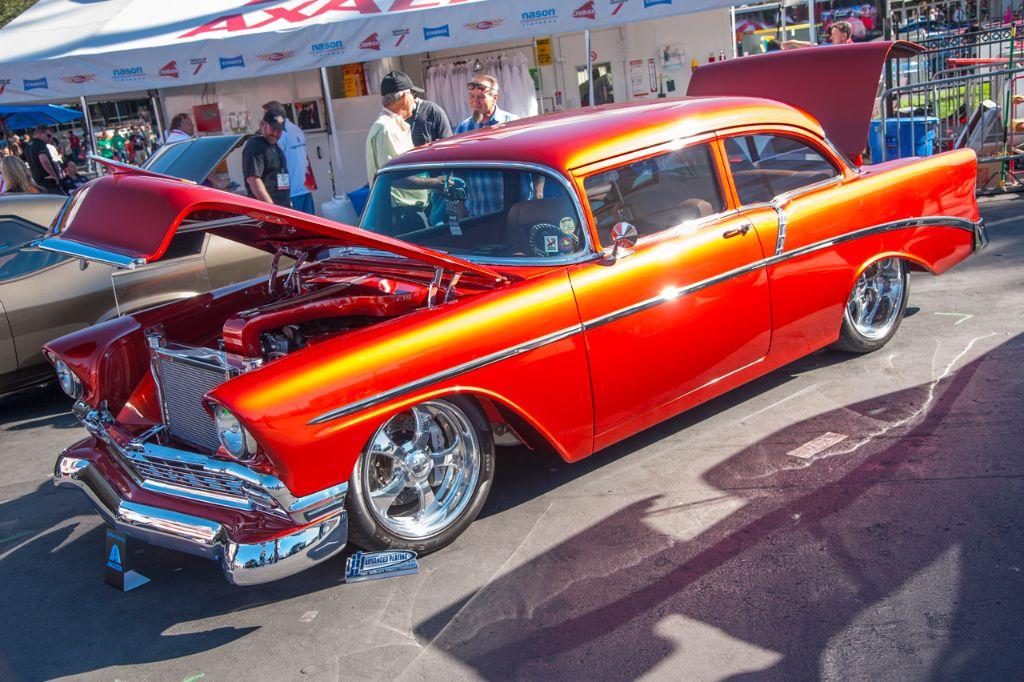 SEMA 1956 Chevy 210 02