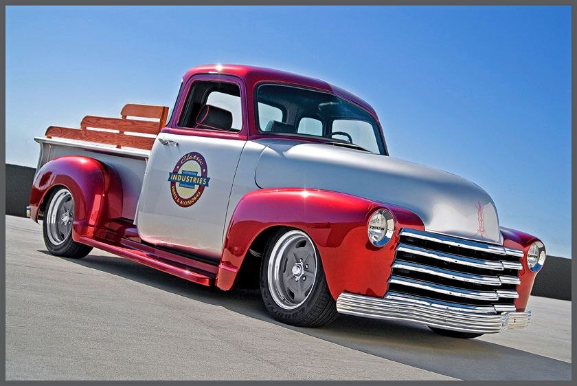 Classic Industries Shop Truck