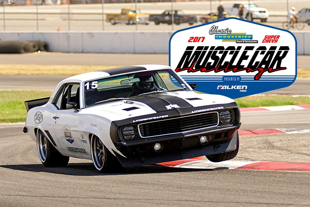 2017 Super Chevy Muscle Car Challenge