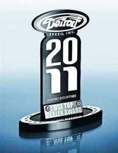 Top Dealer Award
