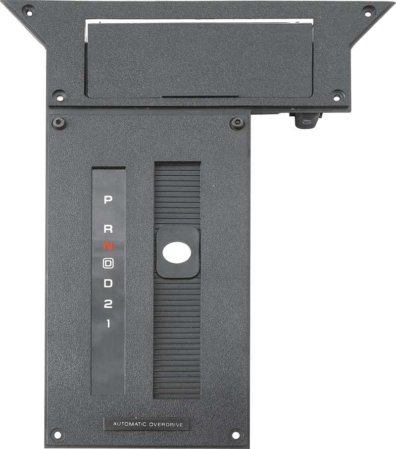 1990-92 Camaro Transmission Shift Plate