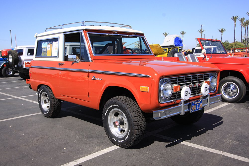 Living the Life of Riley - a 1977 Ford Bronco Ranger